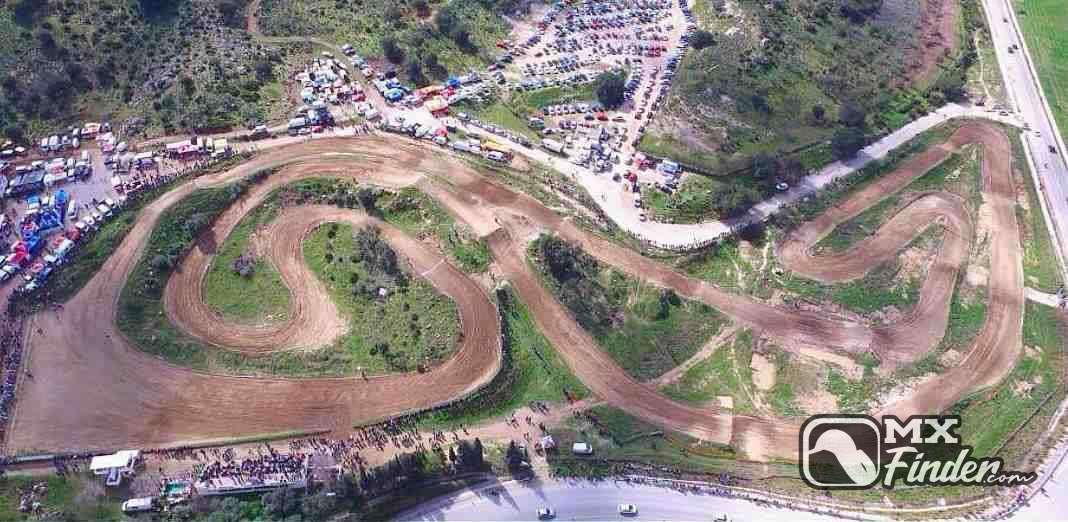 motocross, Circuito Guadaira, Morón de la frontera, motocross track