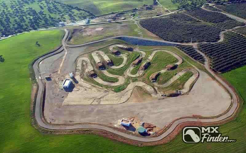 motocross, El Pinillo, Almodóvar del Río, motocross track