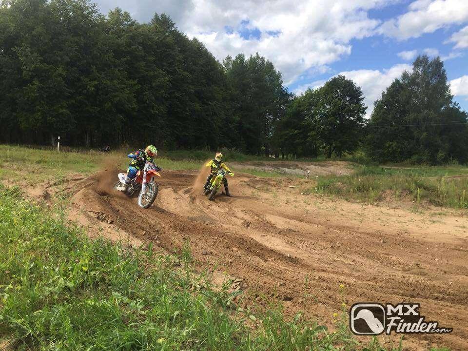 motocross, Mickūnai MX PARKAS, Mickūnai, motocross track