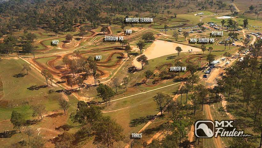 motocross, QMP Moto Park, Coulson, motocross track