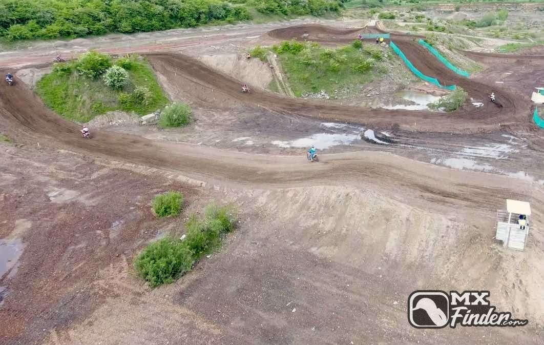 motocross, Korc Sport, Hibaldstow, motocross track