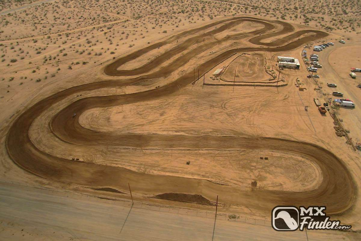 motocross, Cal City MX Park, California City, motocross track