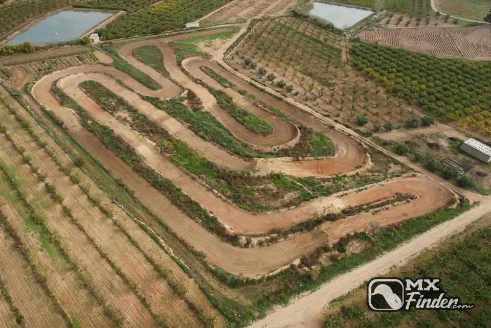motocross,  Motocross, Hellín, motocross track