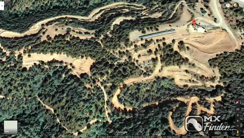 motocross, Circuit Verd de Moià, Moià, motocross track