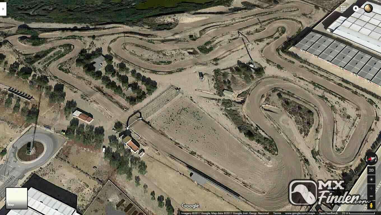 motocross, MX Las Salinas, Alhama de Murcia, motocross track