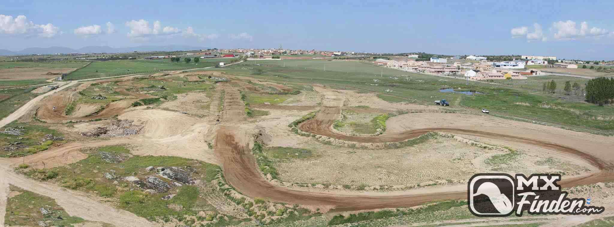 motocross,  Motocross, Cuerva, motocross track
