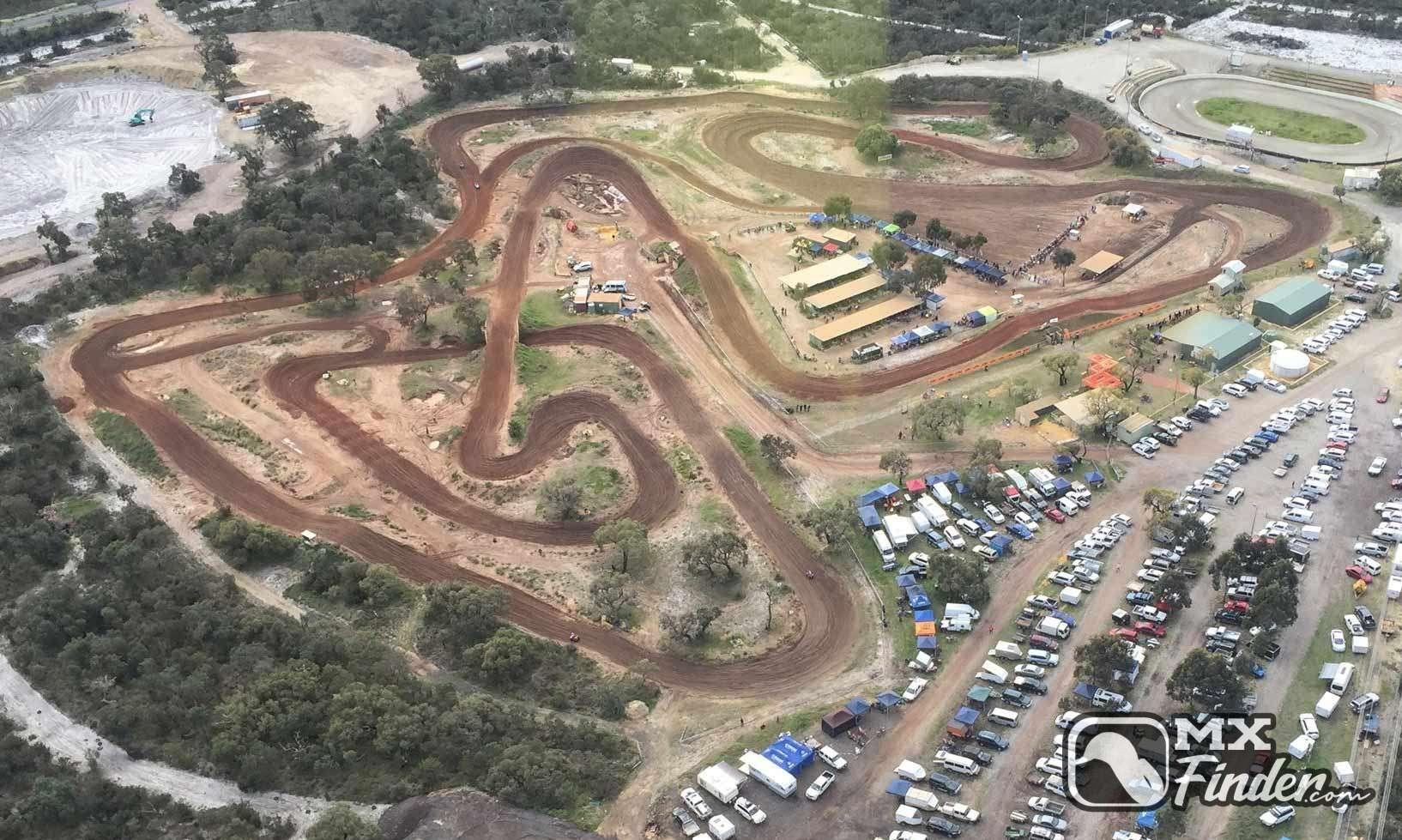 motocross, Wanneroo Junior Motocross Club, Neerabup, motocross track
