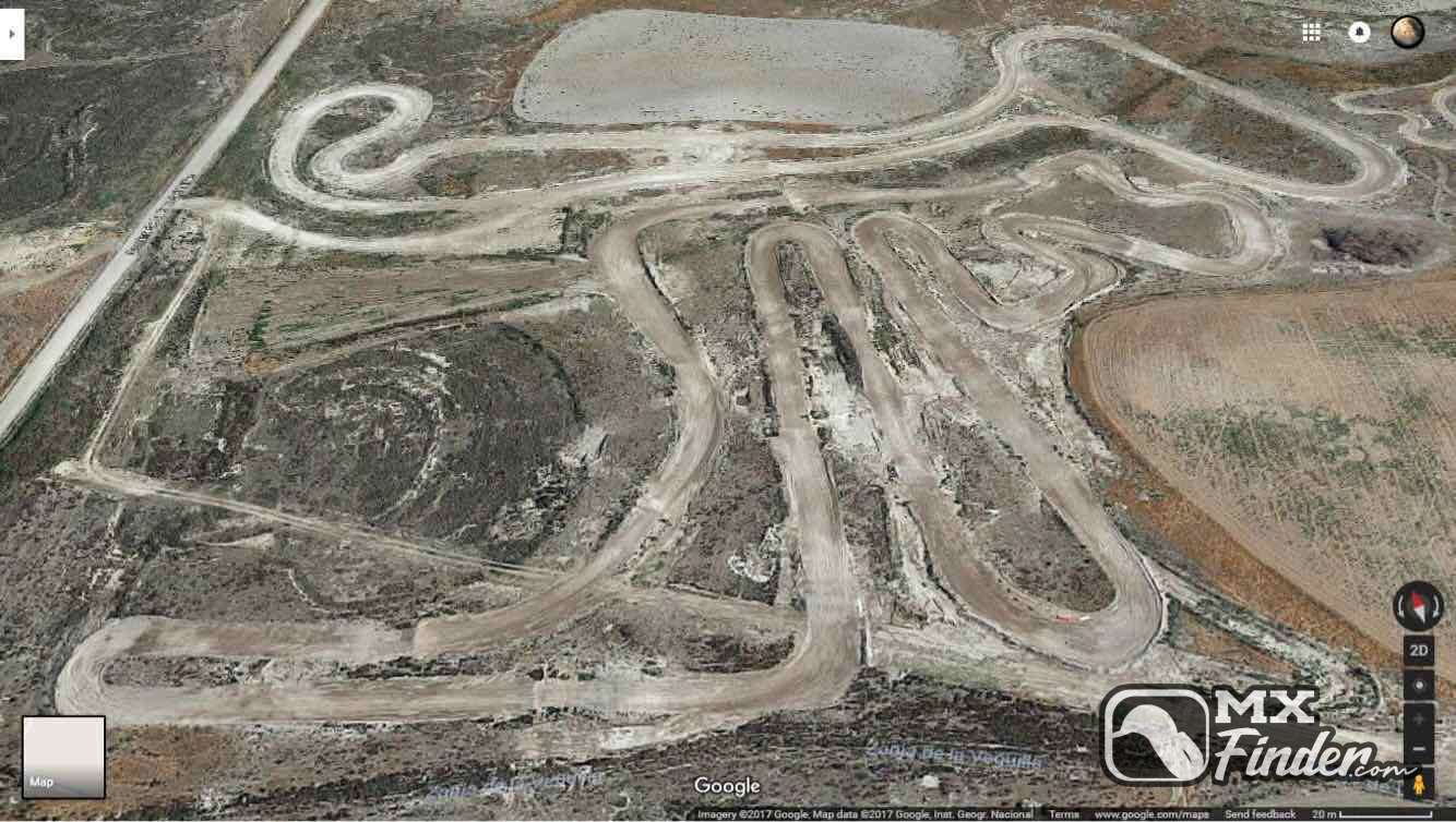 motocross,  Motocross, La villa de don Fadrique, motocross track