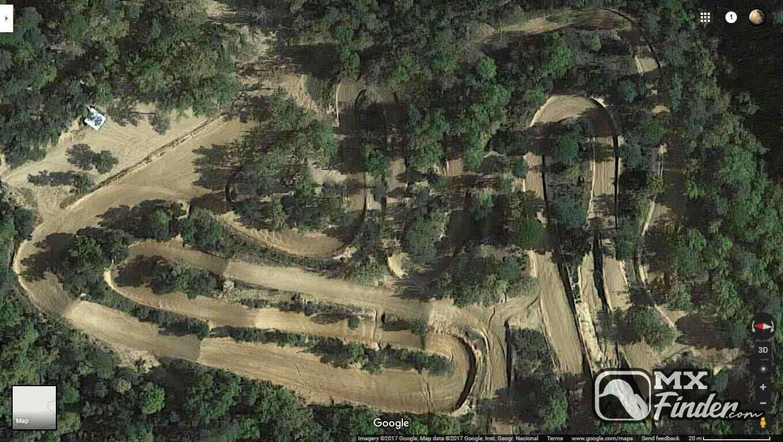 motocross, El Carbonet, Vidreres, motocross track