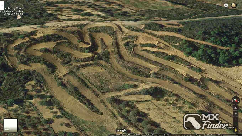 motocross,  Motocross, Les Coves de Vinromà, motocross track