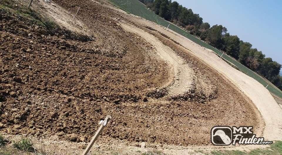 motocross, El Canadell, Calders, motocross track