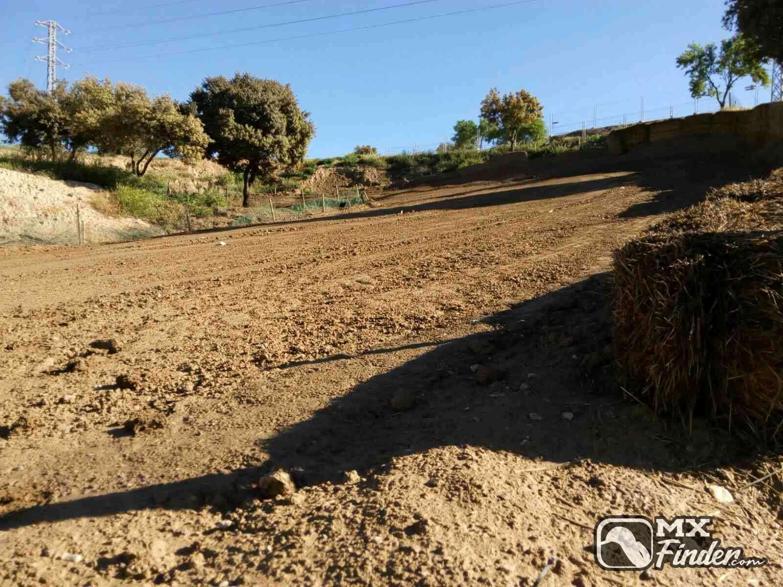 motocross, El Bosquet, Ponts, motocross track