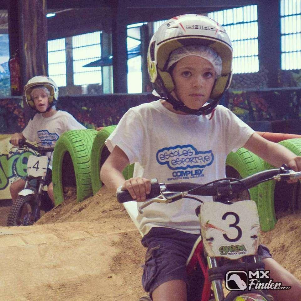 motocross, Indoor Park, Les Franqueses del Vallès, motocross track