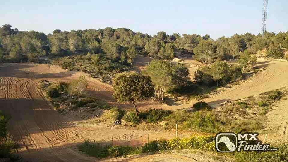 motocross, Les Fontanes, Salomó, motocross track