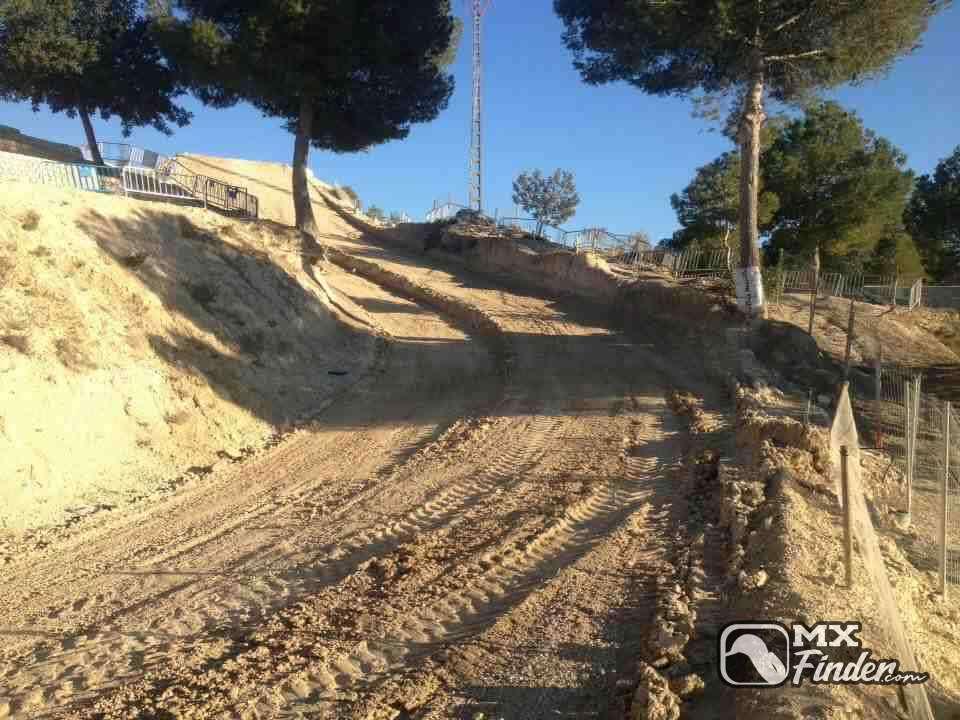 motocross,  Motocross, Albaida, motocross track