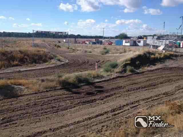 motocross, Riderland Íscar, Íscar, motocross track