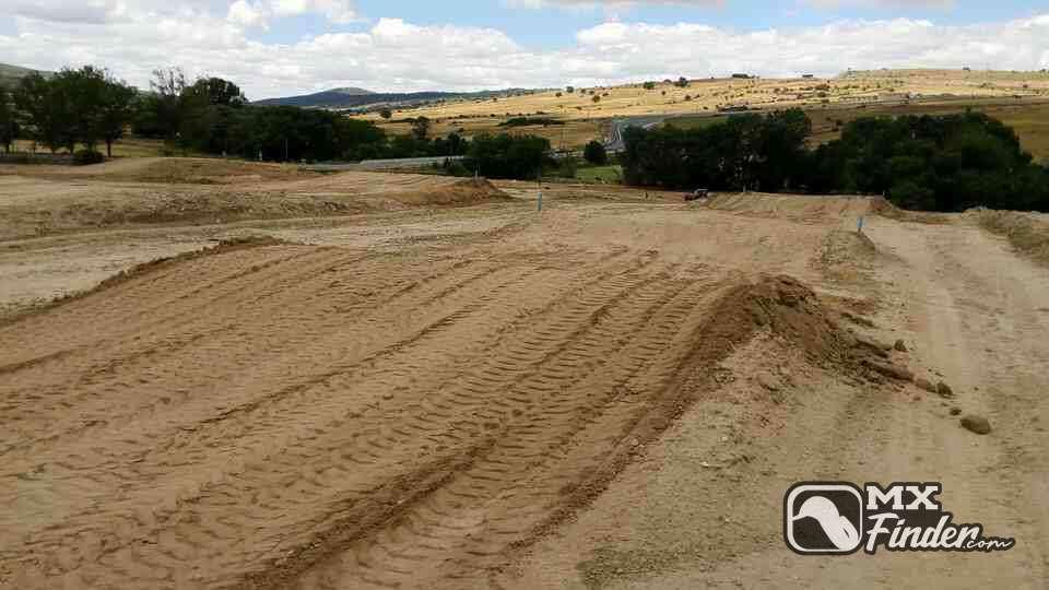 motocross, Pamwi MX, El Espinar, motocross track