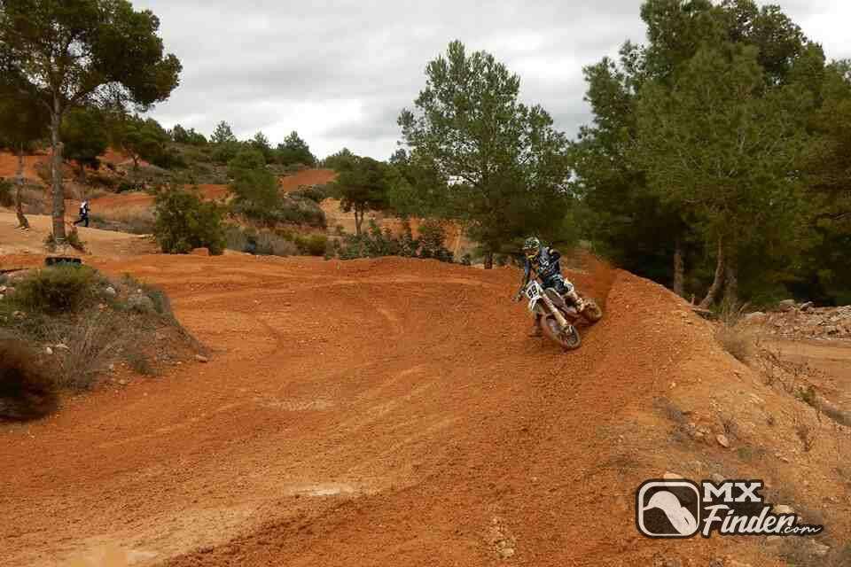 motocross, Circuito Ricardo Monzonis, Alcora, motocross track