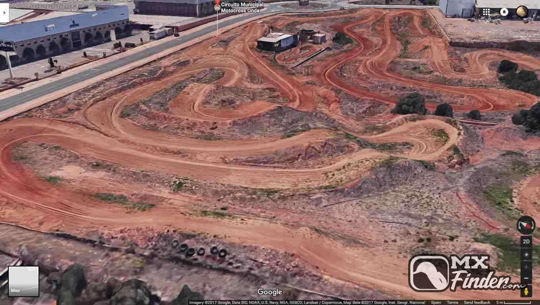 motocross,  Motocross, Onda, motocross track