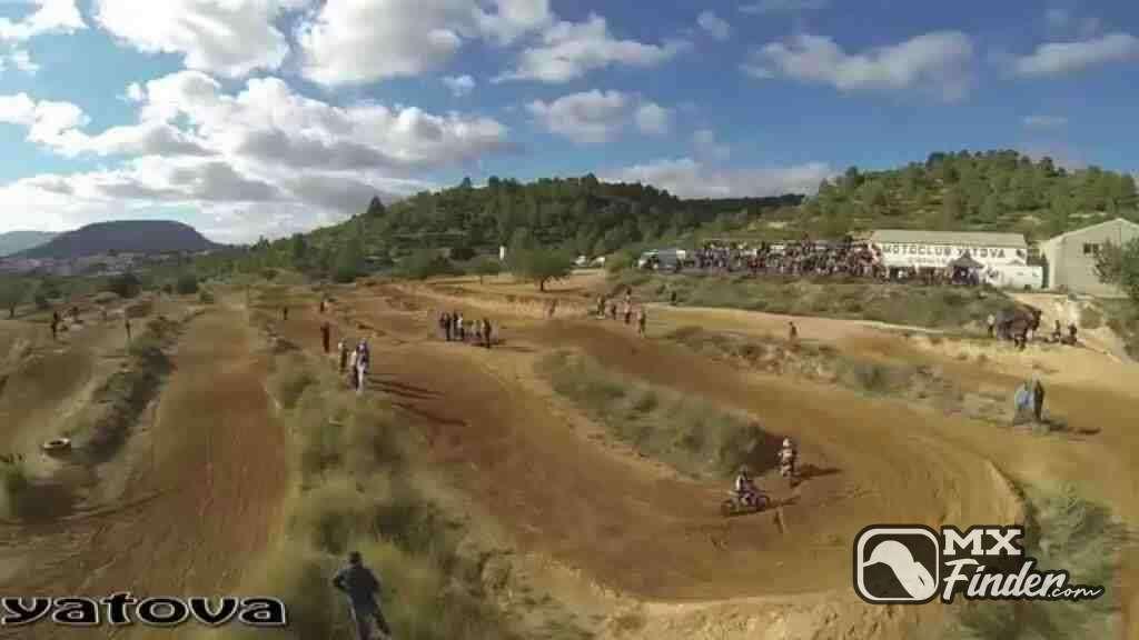 motocross, Circuito Tonau, Yatova, motocross track