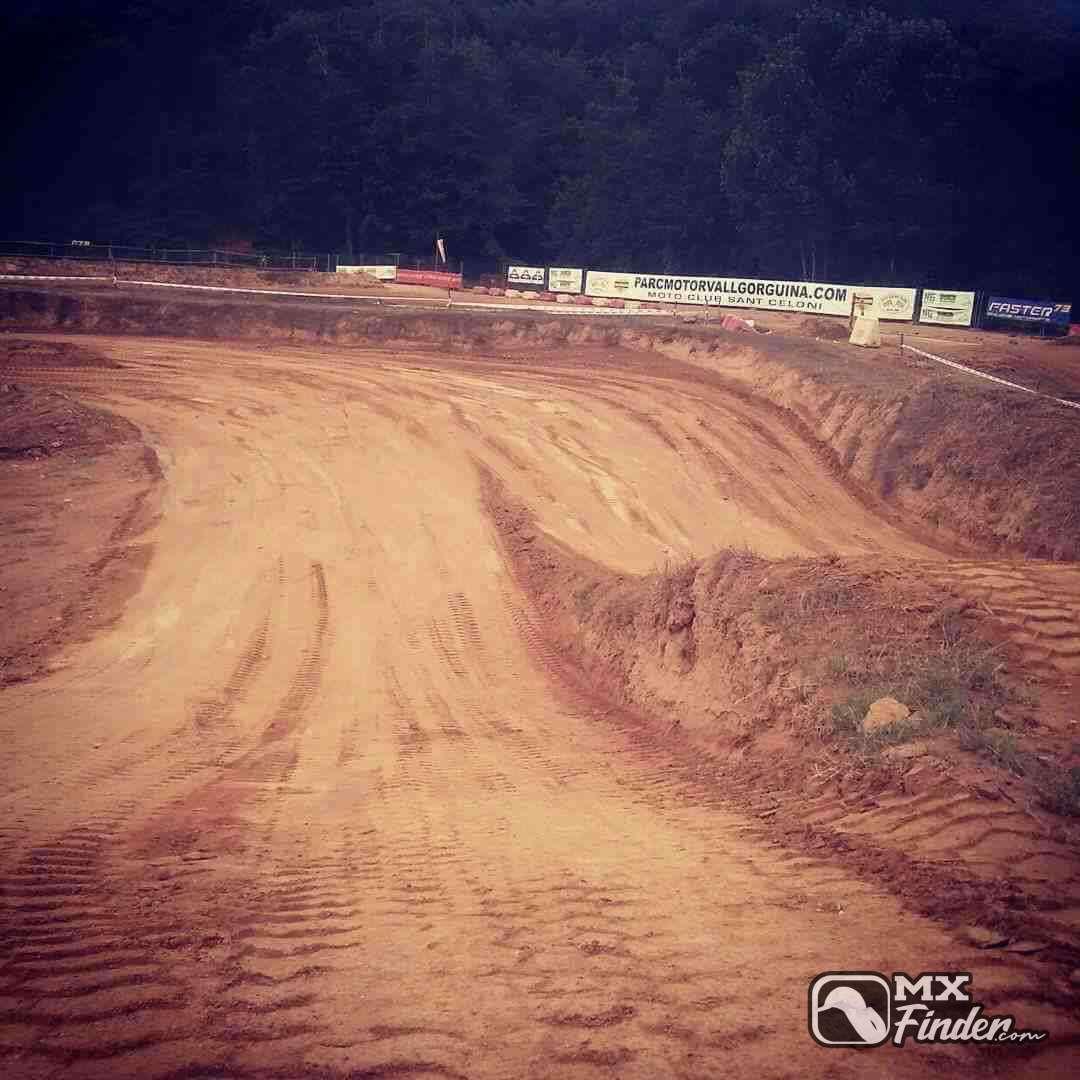 motocross, Parcmotor Vallgorguina, Vallgorguina, motocross track