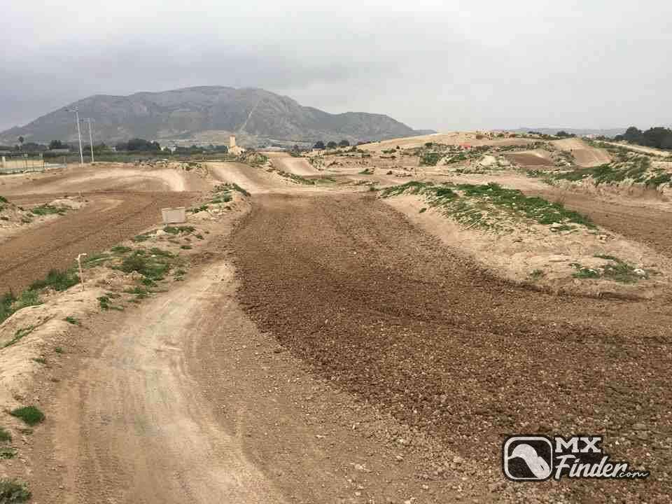 motocross, Finca Lacy, Elda, motocross track