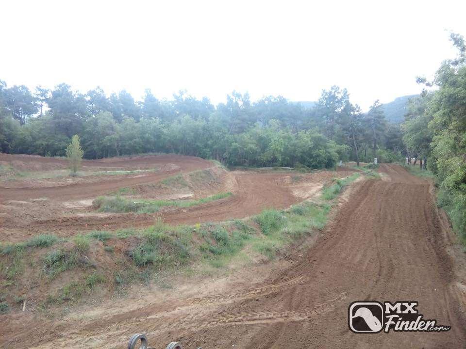 motocross,  Motocross, Quintana María, motocross track