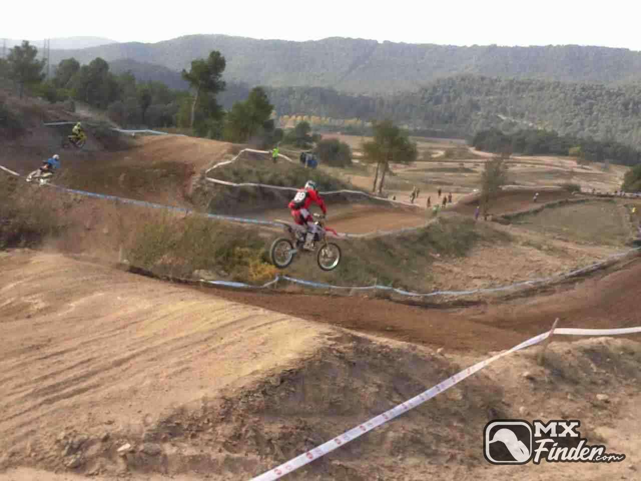 motocross, MC Can Taulé, Sant Salvador de Torroella, motocross track