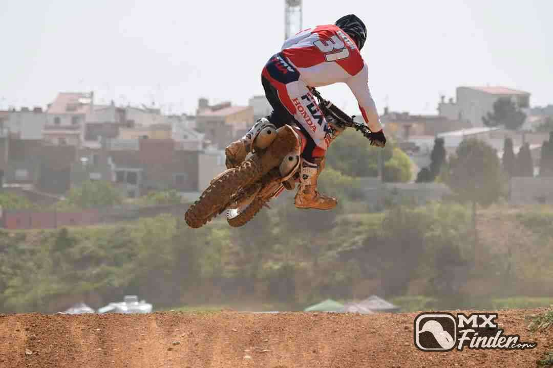 motocross, Cap de la vila, Traiguera, motocross track