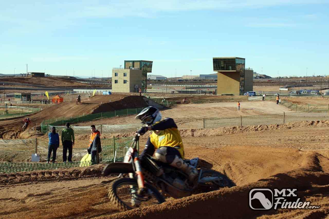 motocross, Motorland Aragón, Alcañiz, motocross track