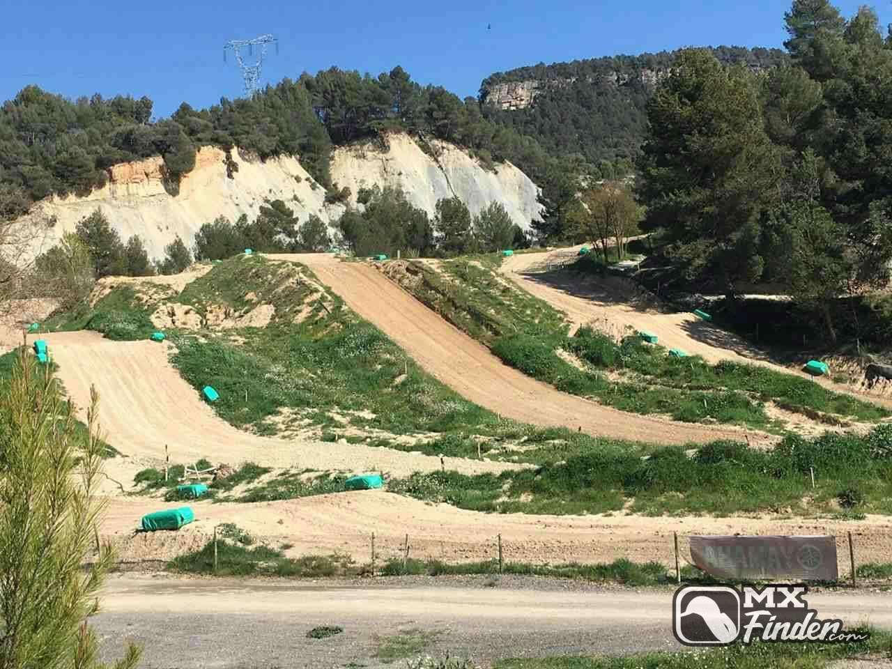 motocross, Parcmotor Castellolí, Castellolí, motocross track