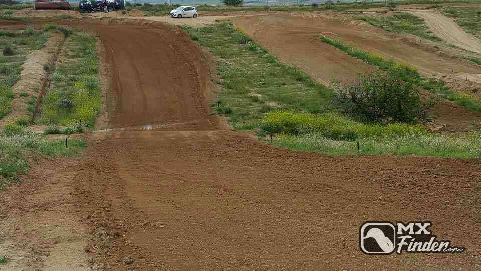 motocross, Santa Mónica MX, Villasequilla, motocross track