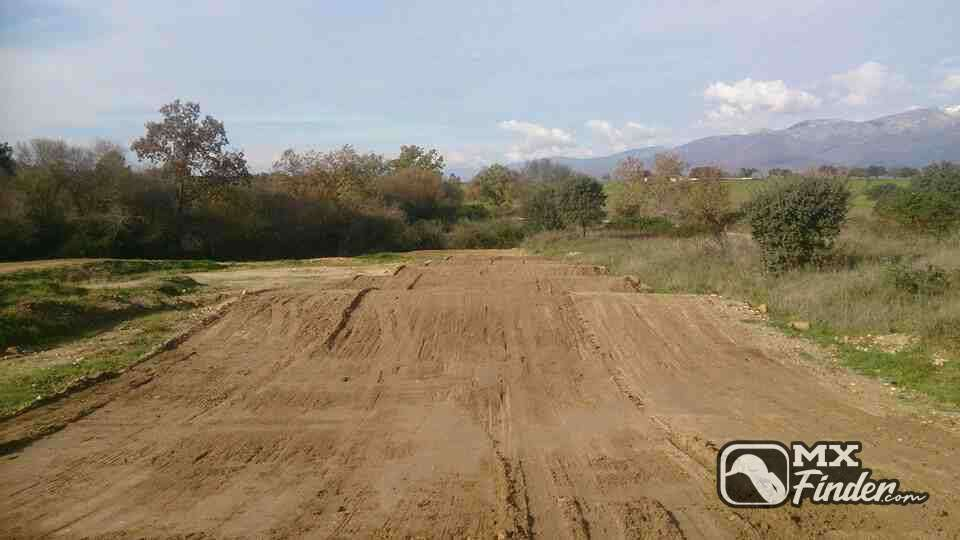 motocross, El Vivero MX, Pueblo nuevo de Miramontes, motocross track