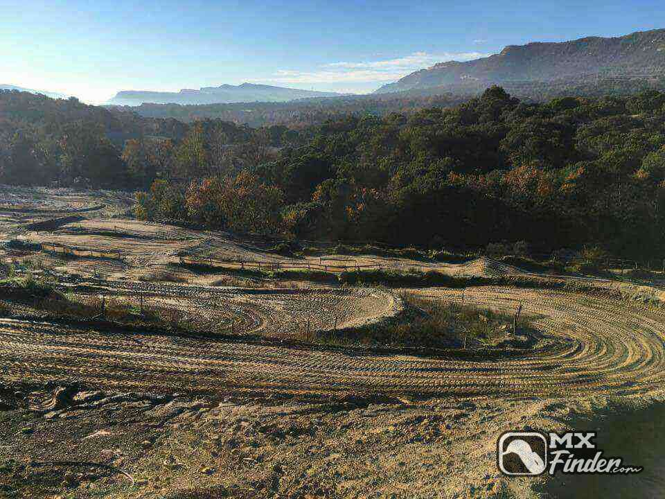 motocross, La Talaia, Tona, motocross track