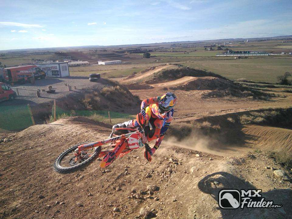 motocross, La Mina, Almacelles, motocross track