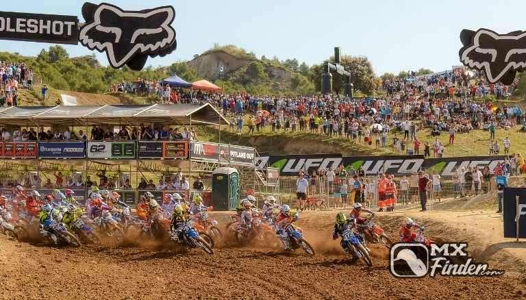 motocross, Cerro Negro, Talavera de la Reina, motocross track