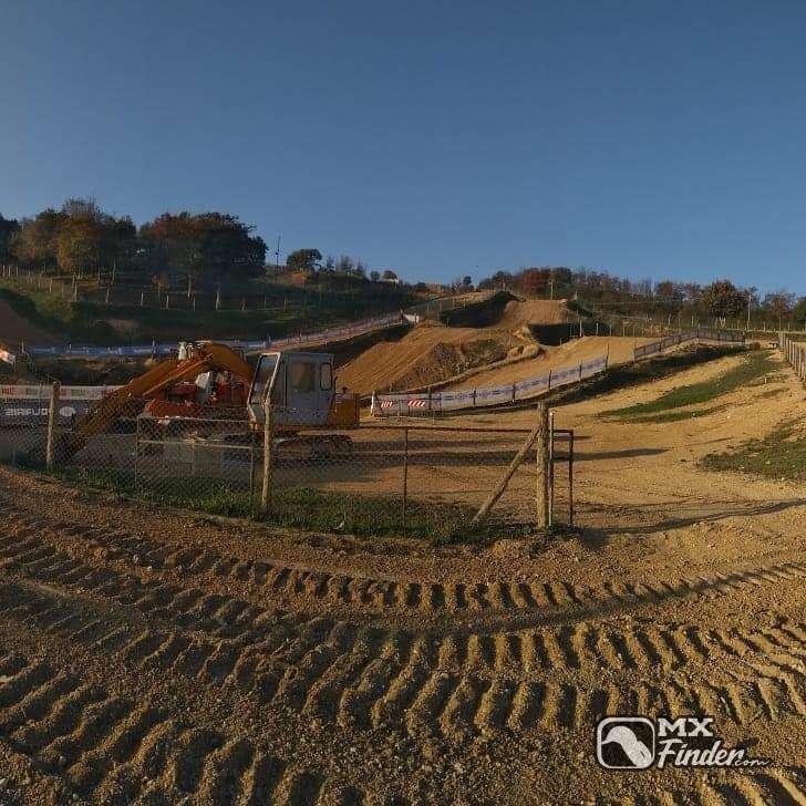 motocross,  Motocross, Cingoli, motocross track