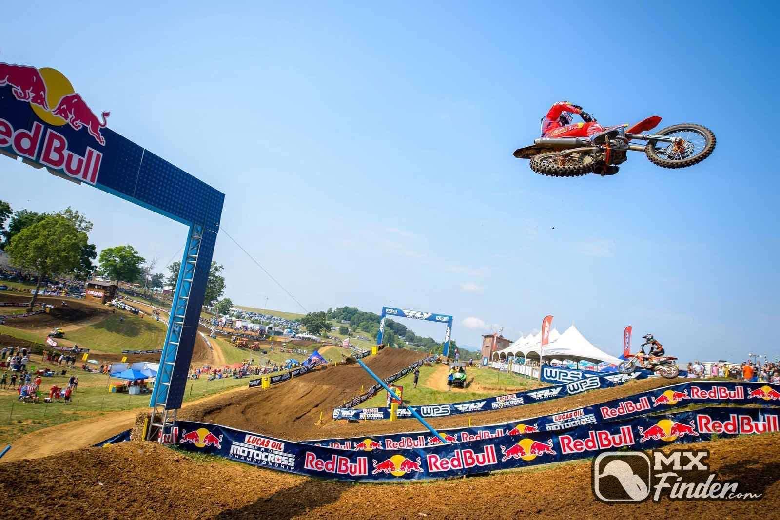 motocross, Muddy Creek Raceway, Blountville, motocross track