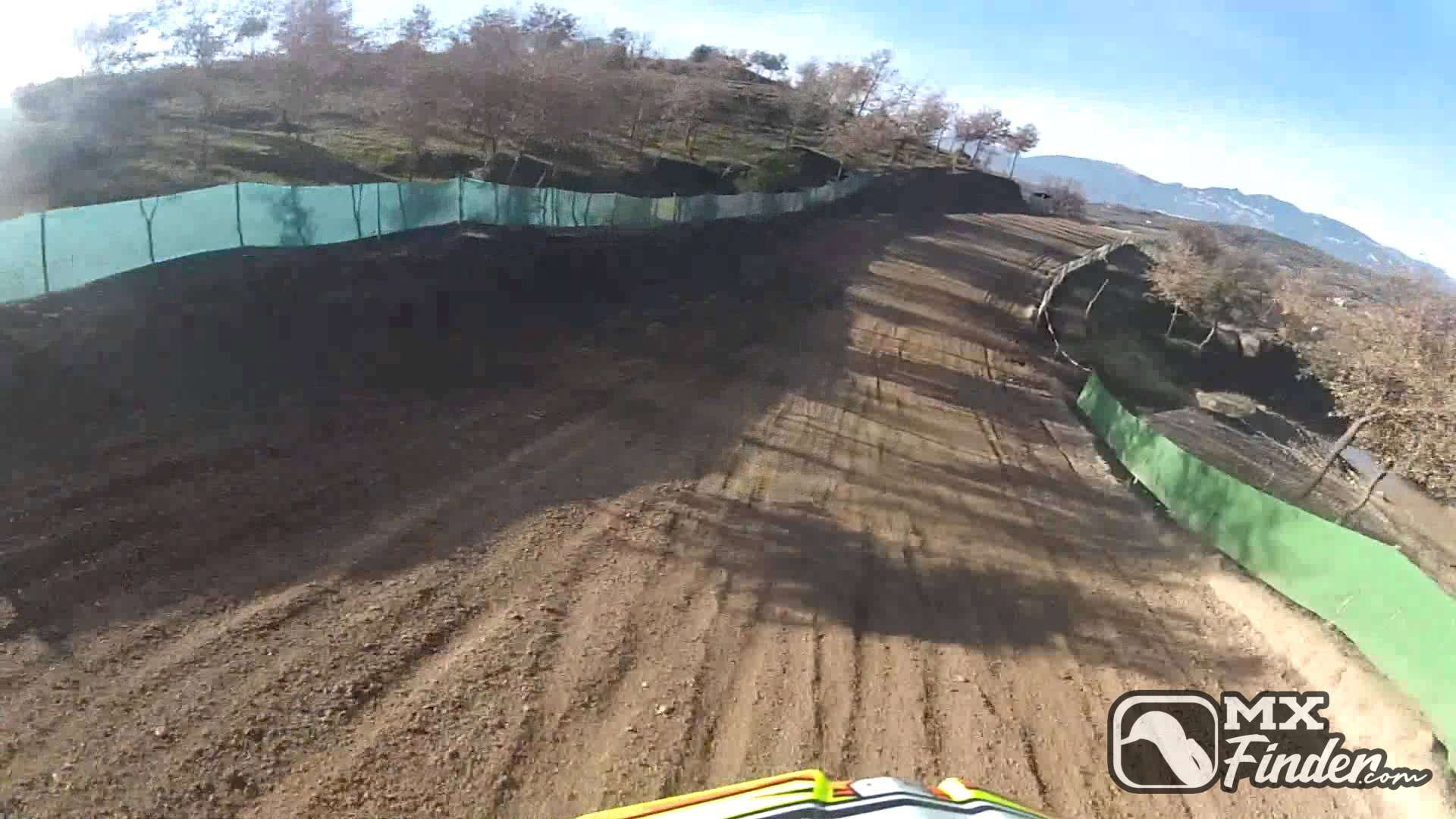 motocross, Clot de l'infern, Olvan, motocross track