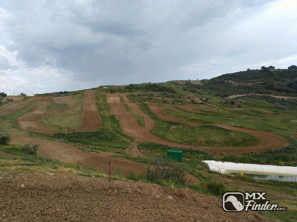motocross, Circuito Costa del Sol, Casares, motocross track