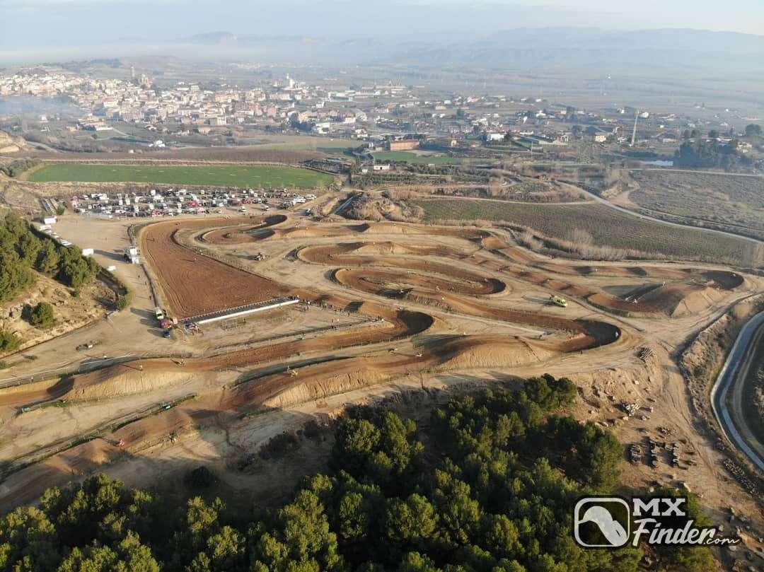 motocross, El Terré, Almenar, motocross track